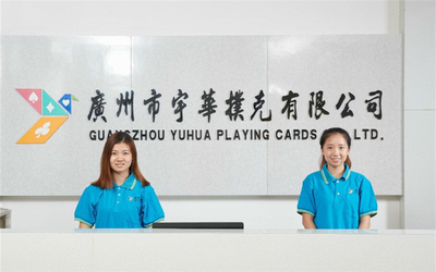 GUANGZHOU YUHUA PLAYING CARDS CO.,LTD.