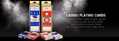 quality Casino Playing Cards factories
