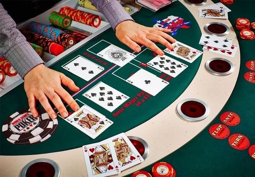 Playing Cards Playing Poker