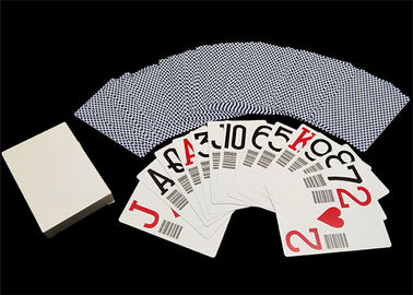 Offset Printing Casino Playing Cards Entertainment Use in Germany Black Core Paper
