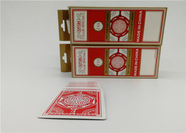 China Color Printing Magic Playing Cards With 4 Color Customize Size YH16 supplier