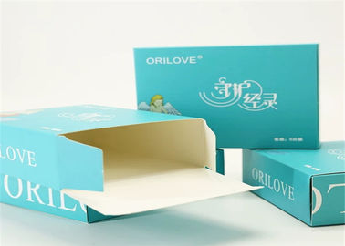 Elegant Small Product Packaging Box , Personalized Perfum Small Gift Boxes