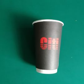 Promotion Eco Friendly Paper Cups , 330ml Disposable Paper Cup Custom12/14/16 OZ