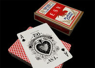 Matt / Glossy Custom Casino Playing Cards Full Color Printed Personalised Deck of Cards