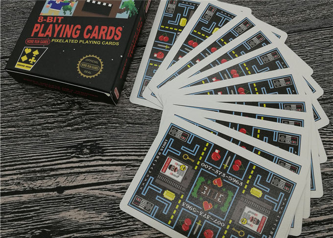 Personalized Booster Pack Card Game Card in Full / Pan - Tone Color
